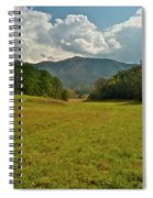 Cades Cove Pasture Spiral Notebook