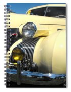 Cadillac Fleetwood Spiral Notebook