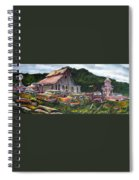 Cadillac Ranch Spiral Notebook