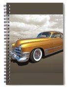 Cadillac Sedanette 1949 Spiral Notebook