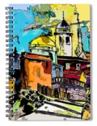 Cadiz Spain 02 Bis Spiral Notebook