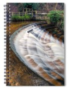 Caeau Weir Spiral Notebook