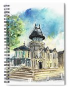 Caerphilly 01 Spiral Notebook