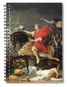 Caesar Spiral Notebook