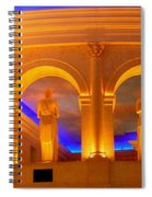Caesar's Lobby - A C Spiral Notebook