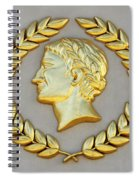 Caesar's Palace Spiral Notebook