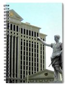 Caesars Palace Spiral Notebook
