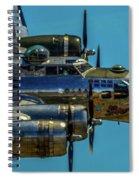 Caf Sentimental Journey Spiral Notebook