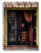 Cafe - Brunch Spiral Notebook
