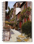Cafe Bifo Spiral Notebook