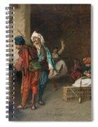 Cafe House, Cairo  Spiral Notebook
