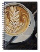 Caffe Vero Cappie Spiral Notebook