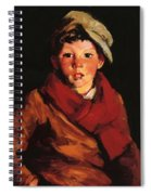 Cafferty 1926 Spiral Notebook