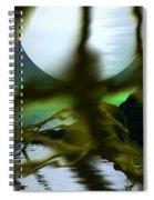 Caged Spiral Notebook