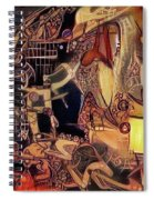 Caged Luxury Syndrome   Spiral Notebook