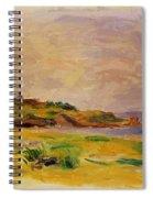 Cagnes Landscape 1910 2 Spiral Notebook