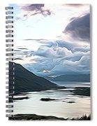Cairngorms Spiral Notebook