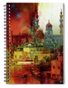 Cairo Egypt Art 01 Spiral Notebook