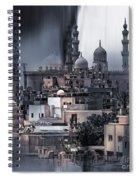Cairo Egypt Art Spiral Notebook
