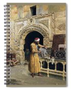 Cairo  Spiral Notebook