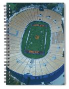 Cal Memorial Stadium Spiral Notebook