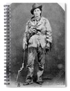 Calamity Jane (1852-1903) Spiral Notebook