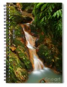Caldeira Velha Park Spiral Notebook