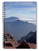 Caldera De Taburiente-1 Spiral Notebook