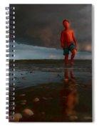 Caledon - San Clemente - Argentina Spiral Notebook