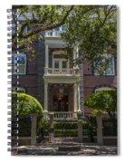 Calhoun Mansion Spiral Notebook