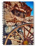Calico Ghost Town Mine Spiral Notebook