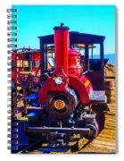 Calico Odessa Rr Spiral Notebook