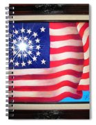 California 31st State. Superstar  Spiral Notebook