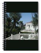 California Balcony Spiral Notebook