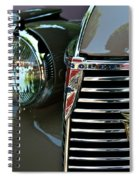 California Chevy Classic Spiral Notebook