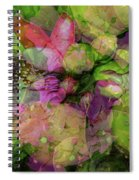 California Collage Spiral Notebook