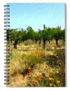 California Cuvee Spiral Notebook