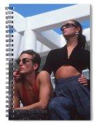 Miami Nice Spiral Notebook