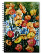 California Dreamz Spiral Notebook