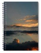 California Gold Spiral Notebook