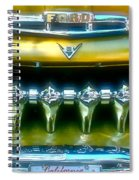 California Grill Spiral Notebook