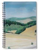 California Highway Spiral Notebook