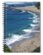 California Lovin Spiral Notebook