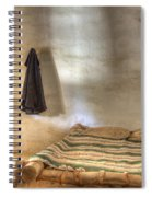 California Mission La Purisima Private Quarters Spiral Notebook
