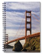 California, San Francisco Spiral Notebook
