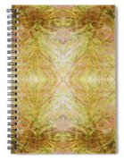 California Spring Inner Reflection Spiral Notebook