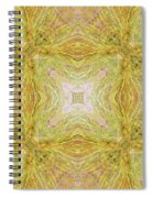 California Spring Oscillation Field Spiral Notebook