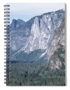 California: Yosemite Valley Spiral Notebook