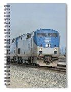 California Zypher Spiral Notebook