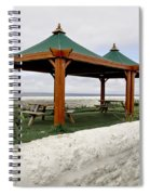 Call For A Picnic. Spiral Notebook
